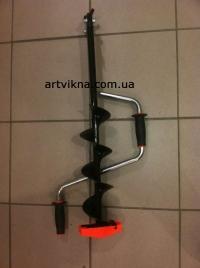 Ледобур iDabur 110 (Айдабур 110 мм.) - бур 110 мм для зимней рыбалки.