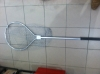 Подсак рыболовный малый алюминиевый с кордовой нити.