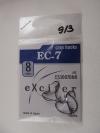 Exciter EC 7 крючки для рыбалки.